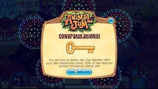 Animal Jam: Meeeembership :D