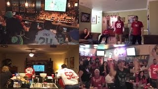 [ 49ers VS Seahawks NFC Championship ] MULTIPLE REACTIONS