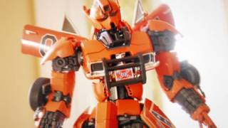 Transformers: Jazz with a General problem