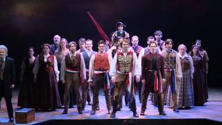 "LES MISÉRABLES ""One Day More"" at Drury Lane Theatre"