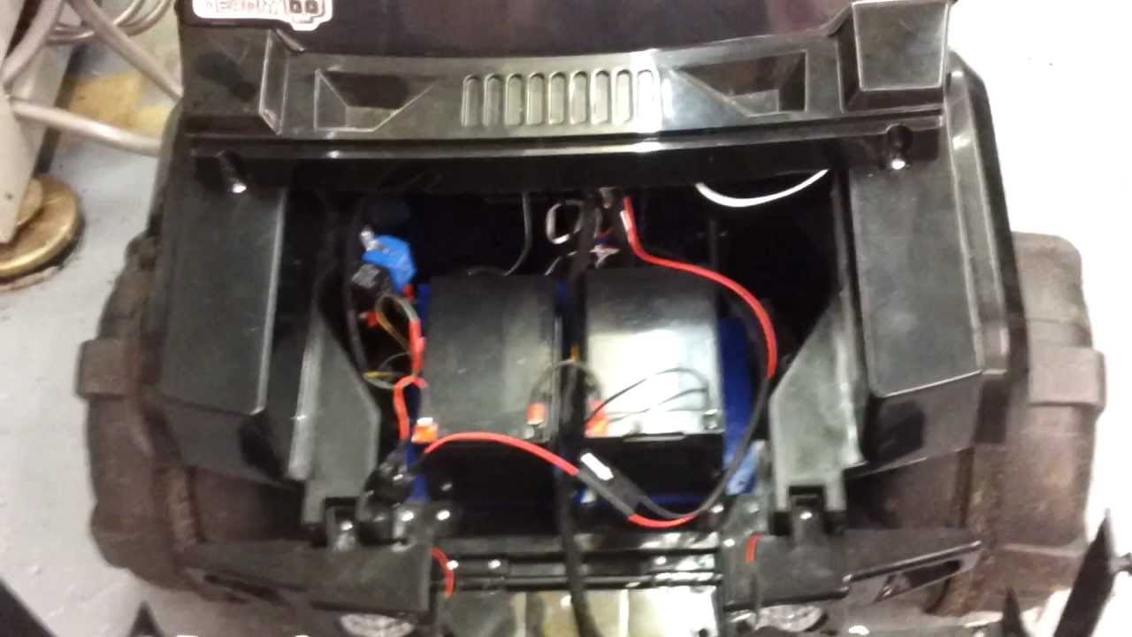 24v ride on hummer powerwheels