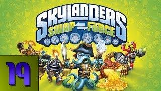 Skylanders Swap Force Gameplay: Boney Islands Part 19