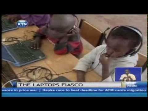 Olive telecommunications win round one after court halts fresh procurement of laptops for schools