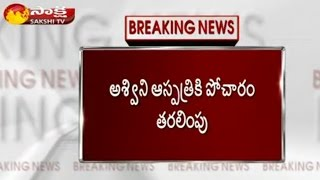 T Minister Pocharam Srinivas Reddy admitted in Hospital :..