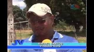 Um técnico agrícola explica a gravidade da falta de chuvas em nossa região.