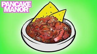 Salsa Song for kids, Pancake Manor