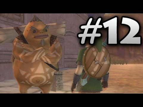 The Legend of Zelda: Skyward Sword - Part 12: From Sand to the Past, Covering the rest of the Desert to the Temple! Next time we'll be taking on the entire Third Dungeon aka to some; Level 3! :) --- Links you should check out!...