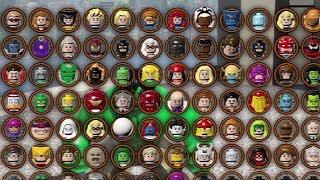 LEGO Marvel Superheroes ALL CHARACTERS UNLOCKED