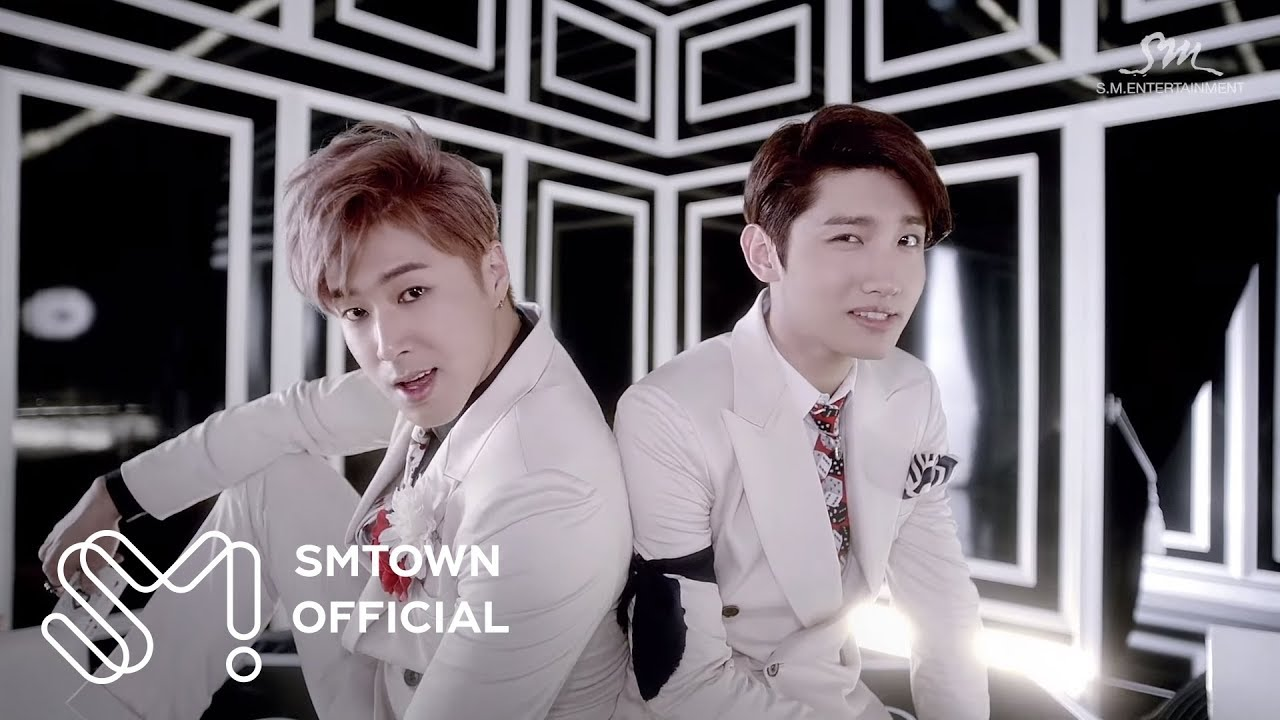 TVXQ! ????_???? (Spellbound)_Music Video