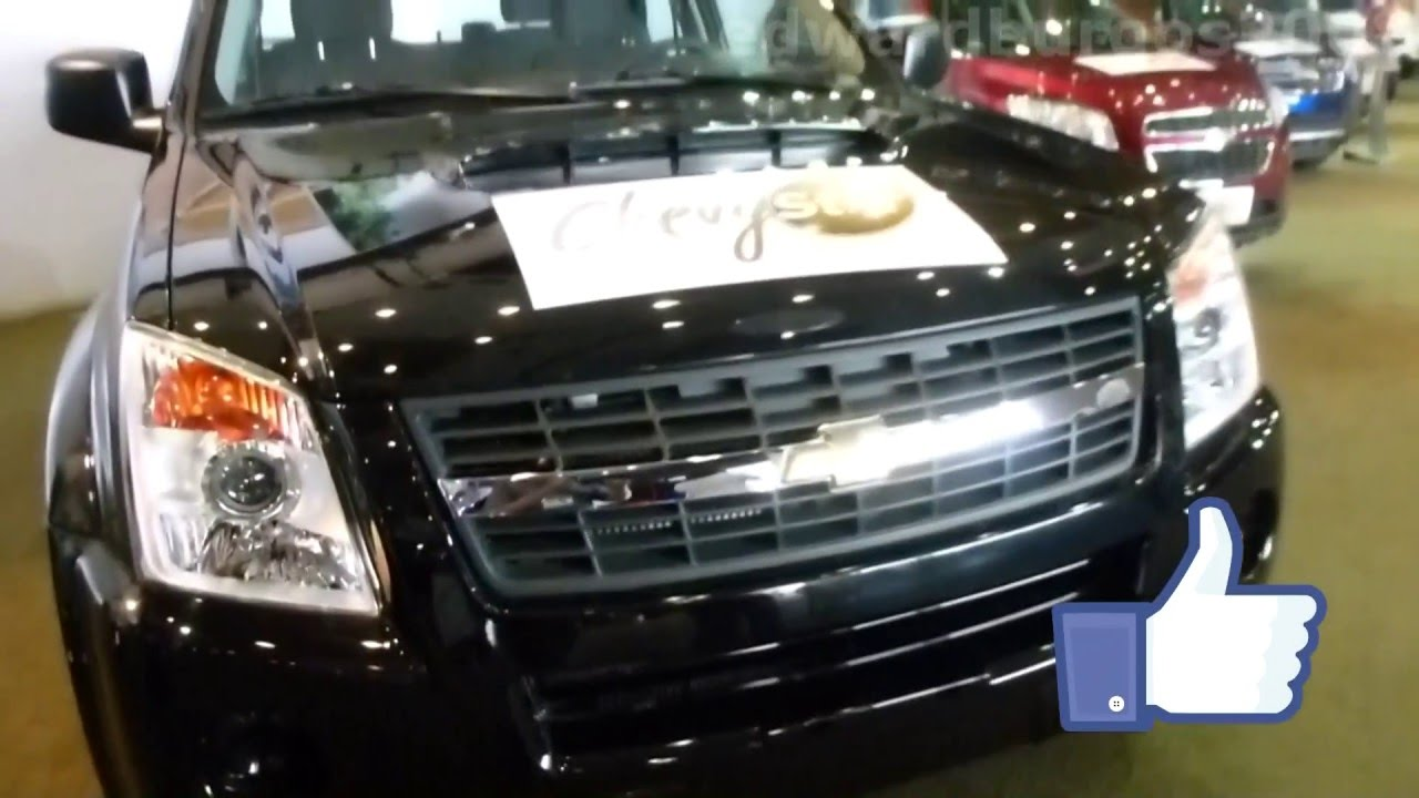Camionetas Chevrolet Luv Dimax 4x4 2014 Ecuador   Autos Post