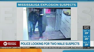 Police Search For 2 Suspects In Mississauga Restaurant Explosion