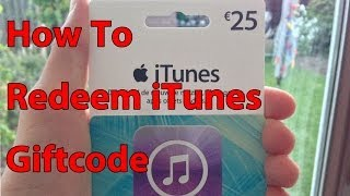 How To Redeem ITunes Giftcard Code On IOS7 4 EASY STEPS