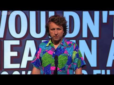 Lines you wouldn't hear in a blockbuster film - Mock the Week - Series 12 Episode 9 - BBC Two