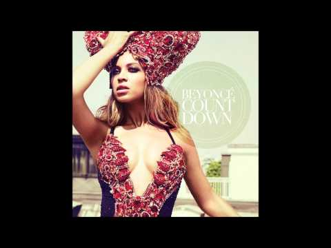 Beyonce - Countdown Karaoke / Instrumental with backing vocals and lyrics