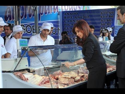 """Lanzamiento Programa """"Carne para Todos"""" en Casa Rosada"""