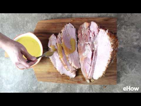Dijon Mustard Ham Sauce Recipe