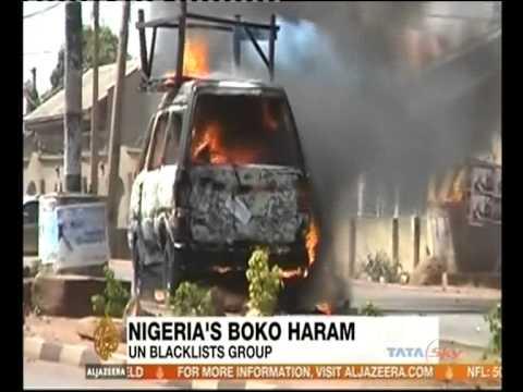UN blacklists Boko Haram