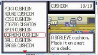 Pokemon Ruby Cheat(All The Cheat)