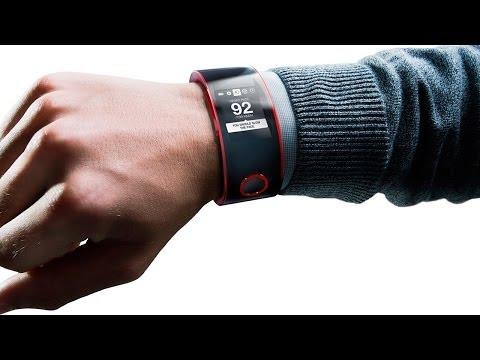 Samsung Galaxy Gear 2 Smartwatch Flexible OLED Screen?!