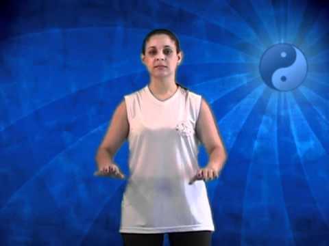 Video Aula de Tai Chi Chuan - Parte 1 - Tirar a Seda