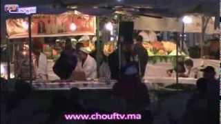 عين على جمهور المهرجان من ساحة جامع لفنا | خارج البلاطو