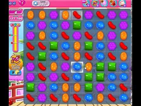 How to beat Candy Crush Saga Level 367 - 3 Stars - No Boosters - 125