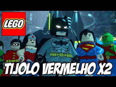 Lego Batman 3 - Tijolos vermelhos e Batman de volta