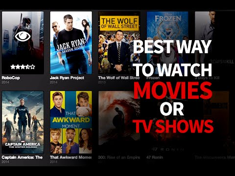 Netflix vs Popcorn Time - The Best Way to Watch Movies or TV-Shows!