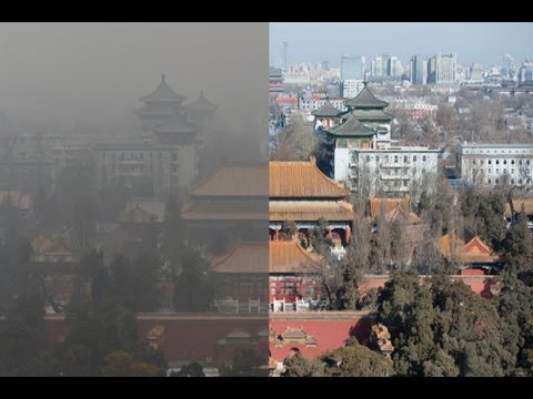 Cancer-Causing Photochemicals Found in Beijing Smog