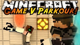 Minecraft Parkour : GAME V Part 1! (PORTAL PARKOUR!)
