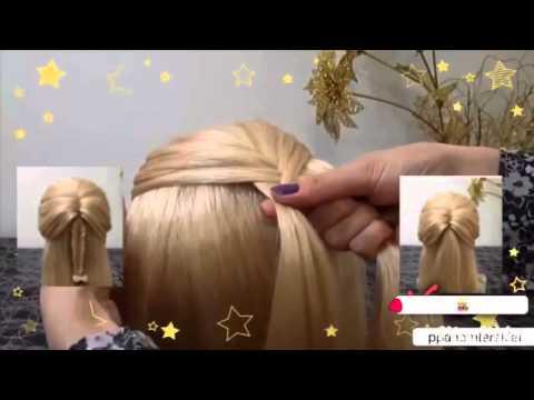 HairStyles - Cách Tết Tóc Đẹp Kiểu Đuôi Tôm