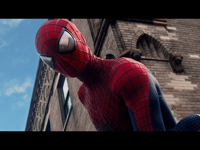 The Amazing Spider-Man 2 - First Trailer - IGN Rewind Theater
