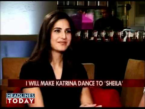 Katrina Kaif and Hrithik Roshan on On the Couch. Part 1 of 7