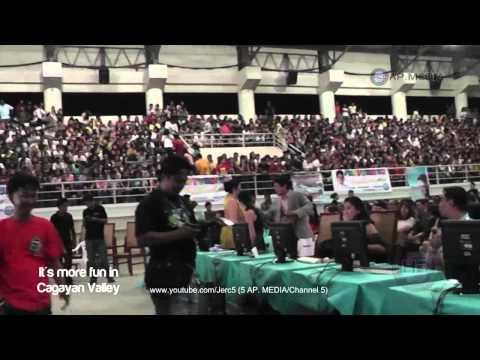 Miss Tuguegarao City 2013 Highlights (Pavvurulun Festival) Pt.1