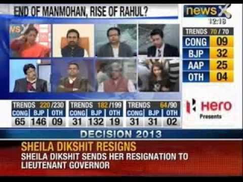 Assembly election results: Narendra Modi congratulates Chouhan, Vasundhara - NewsX