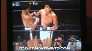 Muhammad Ali vs Mike Tyson