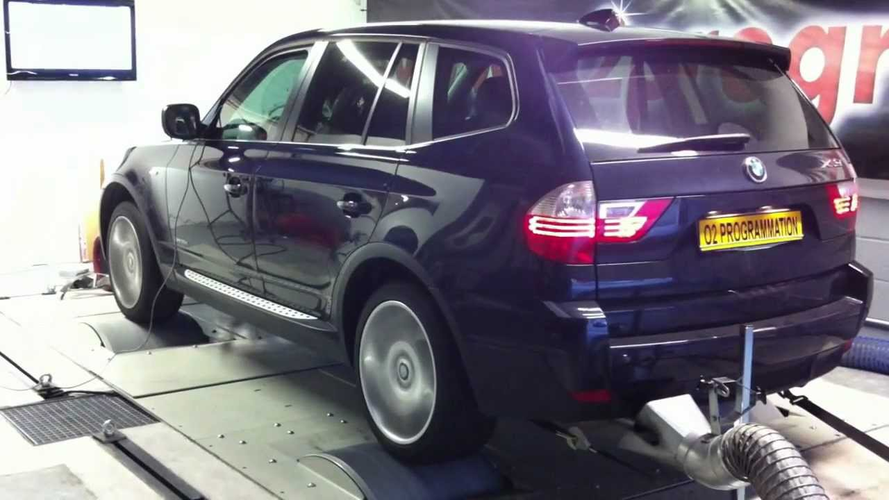 test dyno bmw x3 35 sd 286ch r el 281 356ch o2programmation youtube. Black Bedroom Furniture Sets. Home Design Ideas