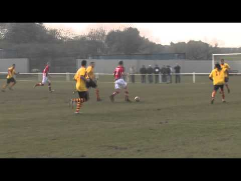 Danny Owens v.s AFC Liverpool, North West Counties Premier League