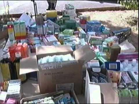Dupla é presa por receptação de medicamentos em Uberlândia