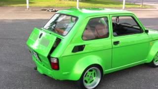 Fiat 126  Tuning Breitbau göppingen