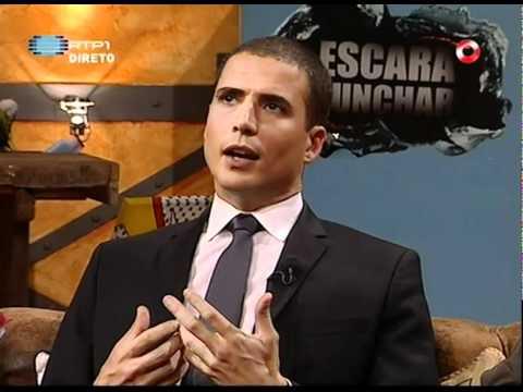"""Por que é que Ricardo Araújo Pereira trata a esposa por """"Marlene"""" nos momentos íntimos?"""
