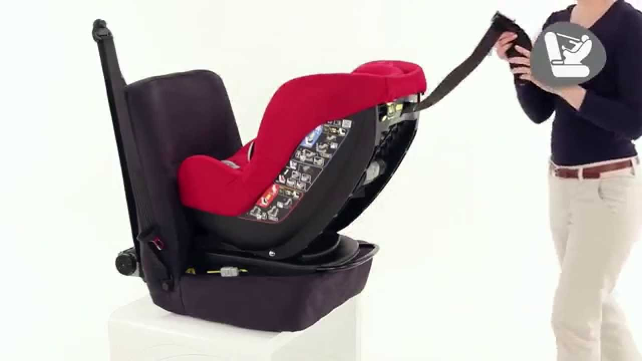 maxi cosi milofix car seat instruction movie demo pramworld youtube. Black Bedroom Furniture Sets. Home Design Ideas