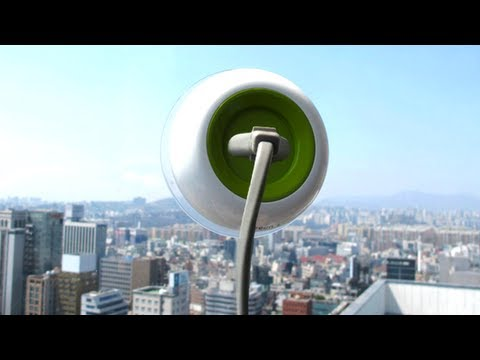 Solar-Powered Portable Outlet!
