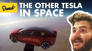 We Tried to Launch a Tesla to Space Too | Car Boys | Donut Media