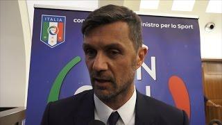 """""""Il calcio aiuta"""": Intervista a Paolo Maldini"""