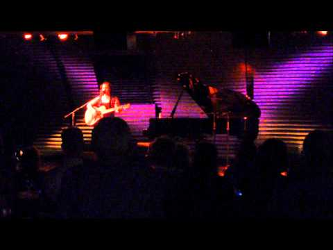 Thumbnail of video Through These Heavy Graces - Allison Crowe - Live Jazzhaus Freiburg