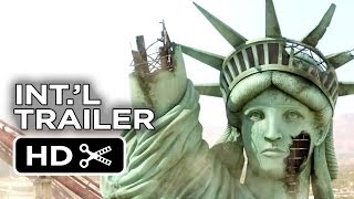 Godzilla Official UK Trailer (2014) - Bryan Cranston, Ken Watanabe Monster Movie HD