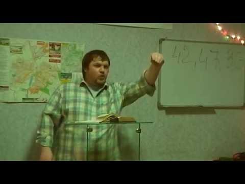 ДУХОВНАЯ БРАНЬ...проповедует Алексей Радчук