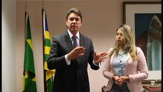 #EntrevistaProgressista - Senador Wilder Morais