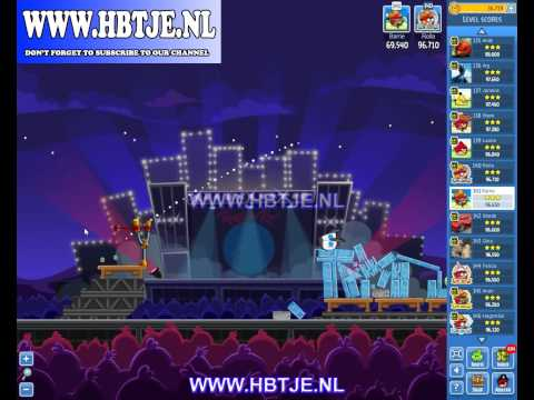 Angry Birds Friends Tournament Week 70 Level 1 High Score 109k (tournament 1) Rock in Rio